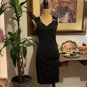 Michael Kors Black Dress Size Small